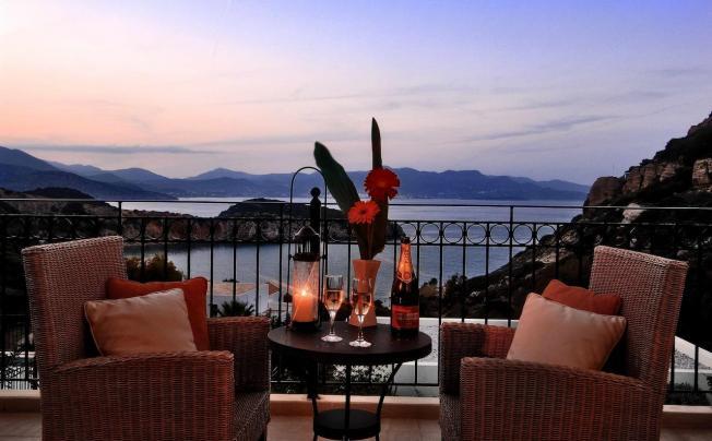 Отель Istron Collection Luxurious Villas
