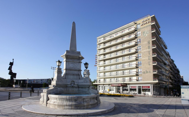 Отель Abc Hotel