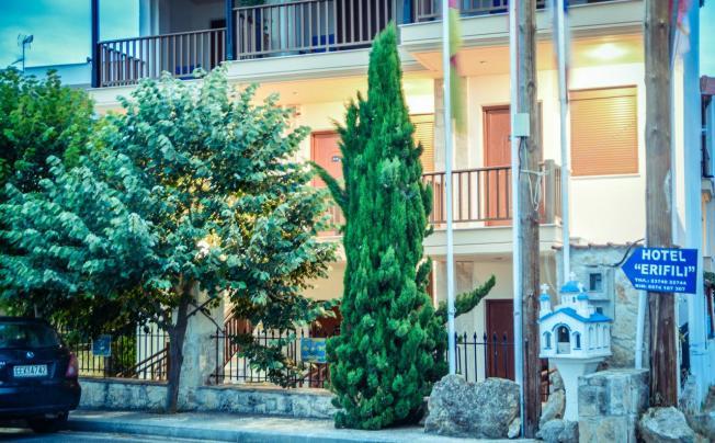Отель Erifili Hotel