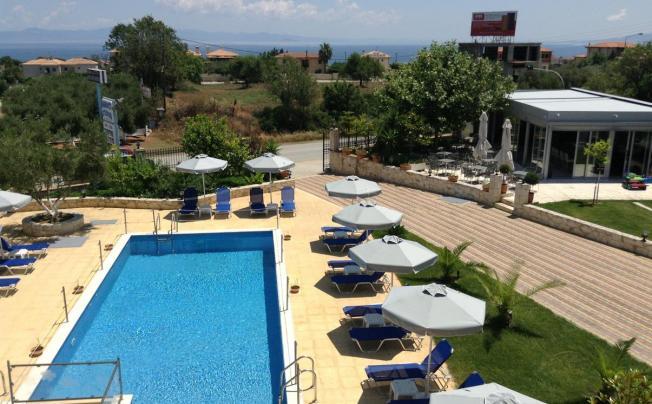 Отель Agnanti Studios