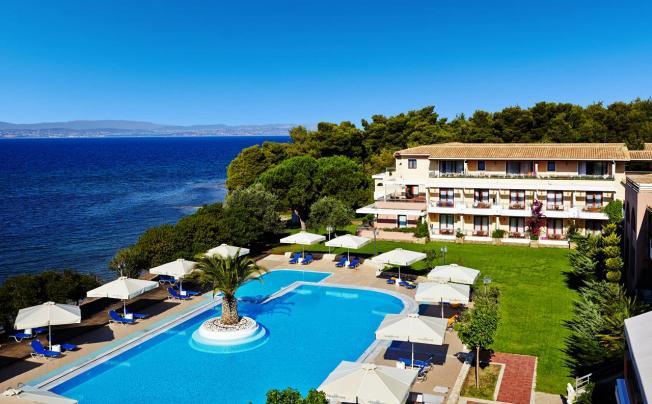Отель Negroponte Resort Eretria