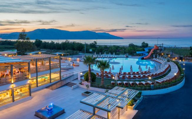 Отель Georgioupolis Resort Aquapark & Spa