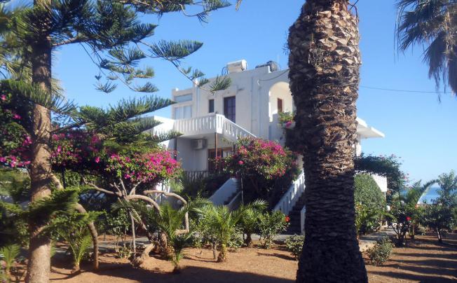 Отель Olympia Apartments