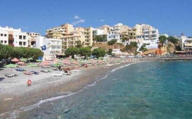 Отель Delta Hotel Agios Nikolaos