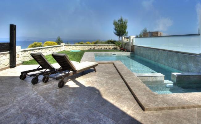 Отель Sunny Villas Resort & Spa