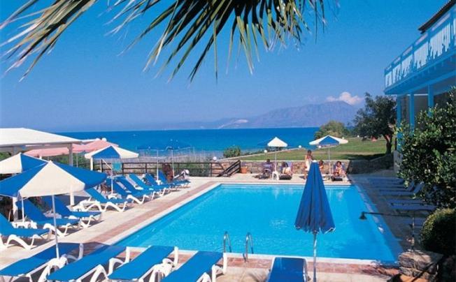 Отель Almiros Beach Hotel