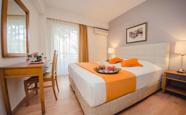 Отель Faedra Beach Hotel