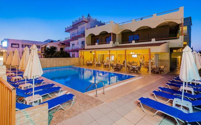 Esmeralda Hotel Apartments