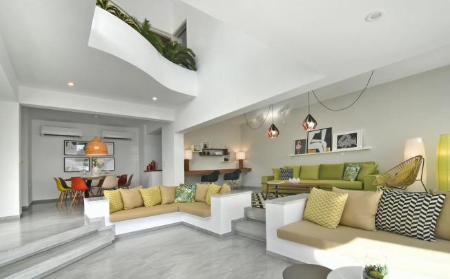 Отель Urban Villa Coconut