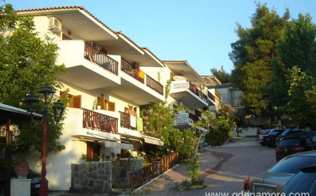 Отель Sarizas Apartments