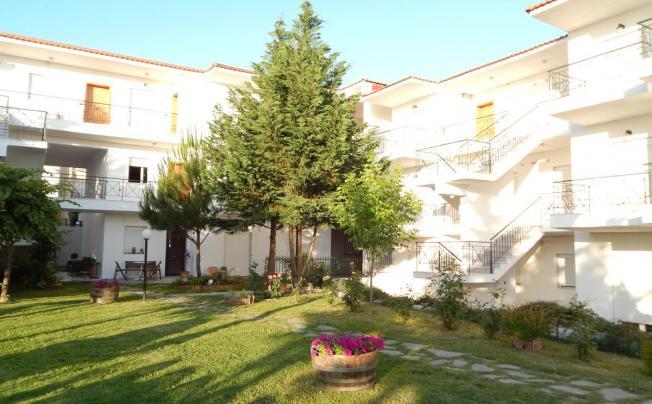 Отель Kleopatra Hotel Kallithea