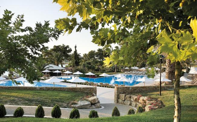 Отель Sani Club (ex. Sani Beach Club & Spa)