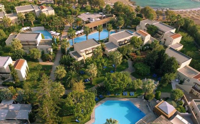 Отель Cretan Malia Park Hotel