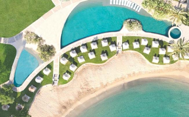 Отель Porto Elounda Golf & Spa Resort (ex. Porto Elounda De Luxe Resort)