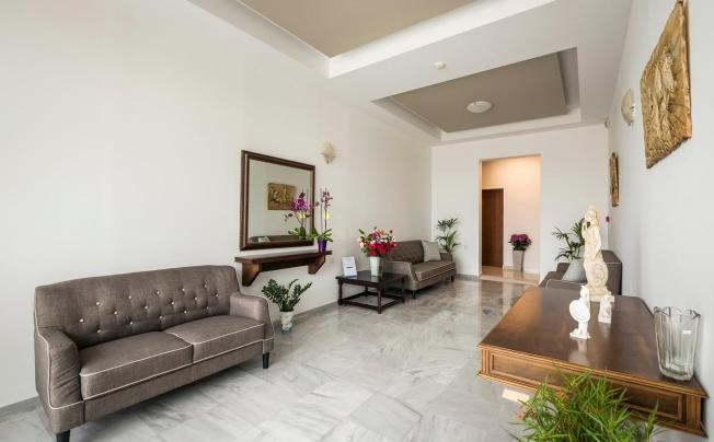 Отель Vantaris Garden Hotel