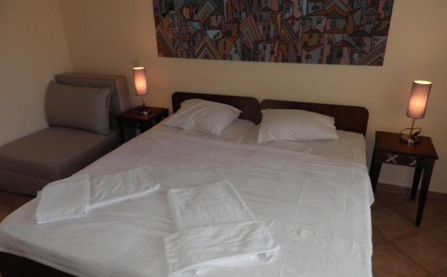 Отель Ammon Garden Hotel