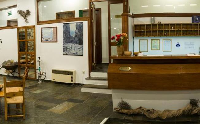 Отель Neos Omalos Hotel