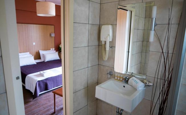 Отель Myrto Hotel Mati