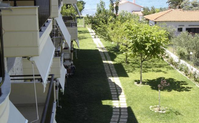 Отель Stella Meri Studios & Apartments