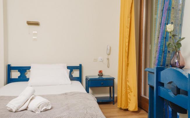 Отель Olympos Hotel Platamonas
