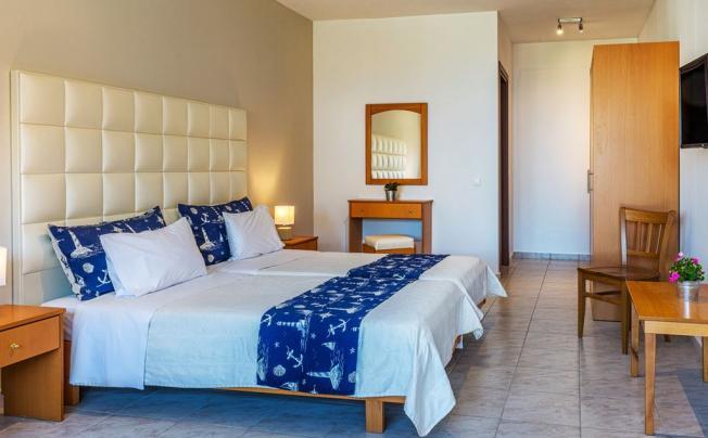 Отель Georgalas Sun Beach Villa