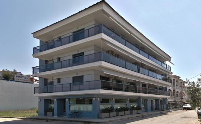 Отель Marialena Hotel