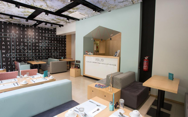 Отель Polis Luxury Apartments & Studios