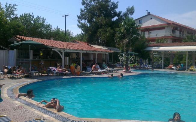 Отель Four Seasons Hotel Thessaloniki