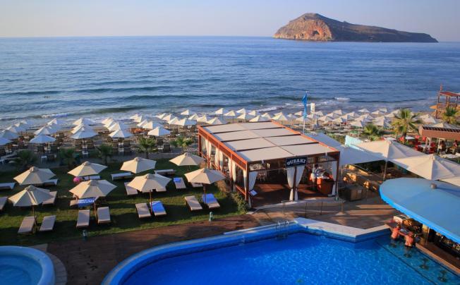 Отель Thalassa Beach Resort