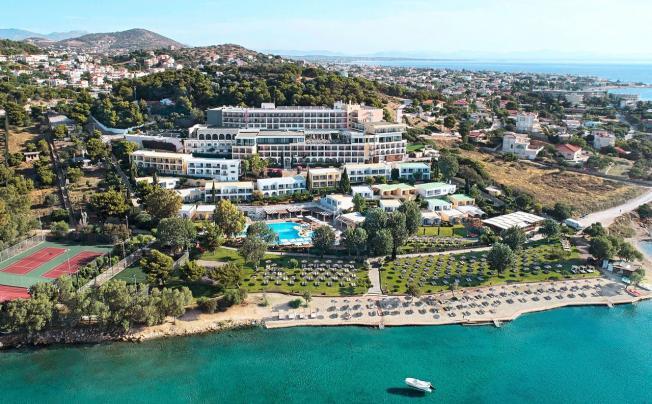 Отель Dolce Attica Riviera (ex. Mare Nostrum Hotel)