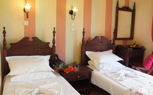 Отель Marabou Hotel