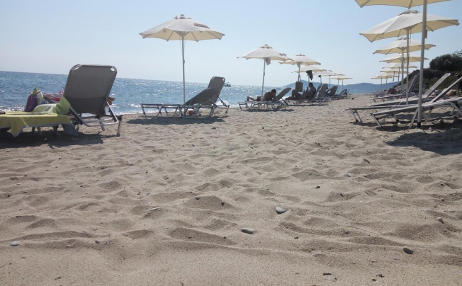 Отель Skion Palace Beach Hotel