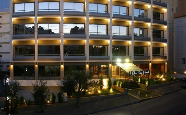 Отель Blue Sea Hotel Alimos