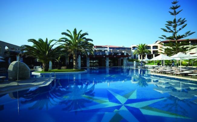 Отель Atlantica Caldera Creta Paradise