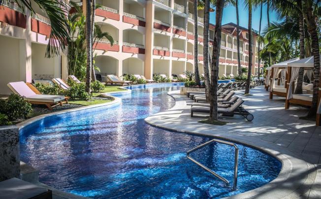 Отель Majestic Colonial Punta Cana