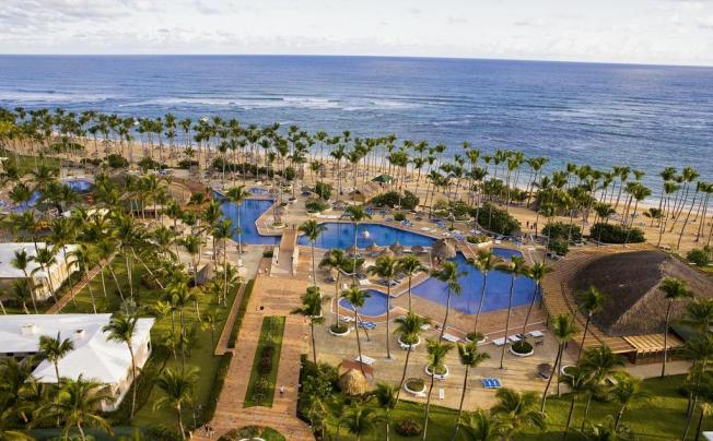Grand Sirenis Punta Cana Resort Casino & Aquagames (ex. Sirenis Cocotal & Tropical Suites Beach)