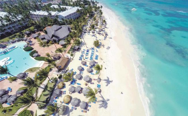 Отель Vik Cayena Beach