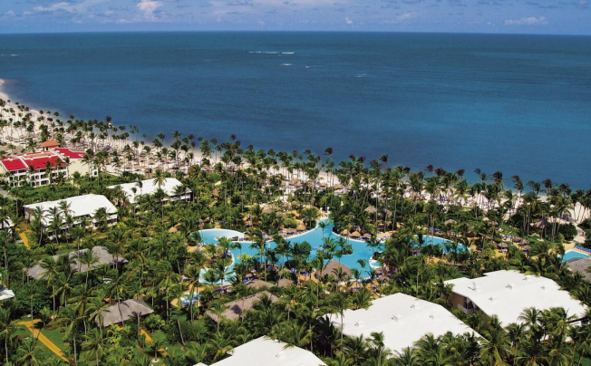 Отель Melia Caribe Beach Resort