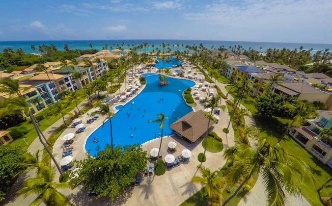 Отель Ocean Blue & Sand (ex. Ocean Blue Golf & Beach Resort)
