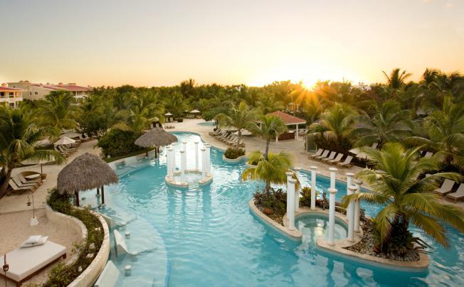 Отель Melia Caribe Tropical
