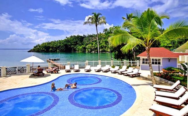 Отель Grand Bahia Principe Cayacoa