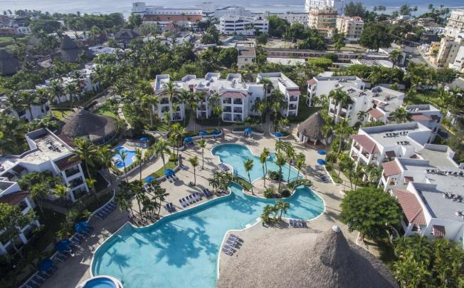 Отель Be Live Experience Hamaca Garden