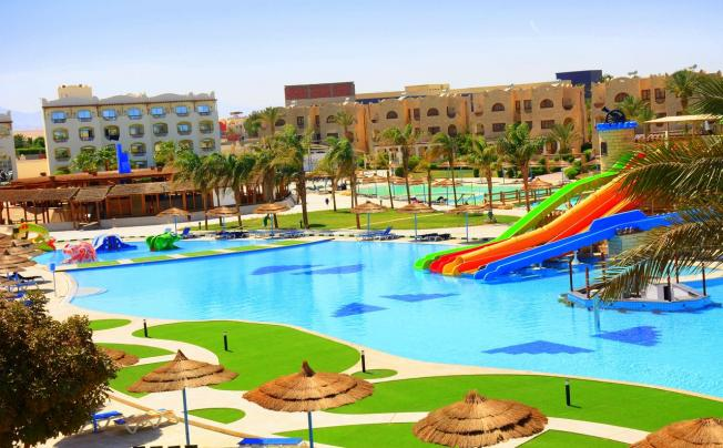 Royal Lagoons Aqua Park Resort & Spa Hurghada (Ех. Premium Blue Lagoon Resort; Pyramisa Blue Lagoon Resort)