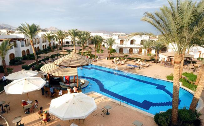 Отель Coral Hills Resort Sharm El Sheikh (ex. All Season Coral Hills Resort)