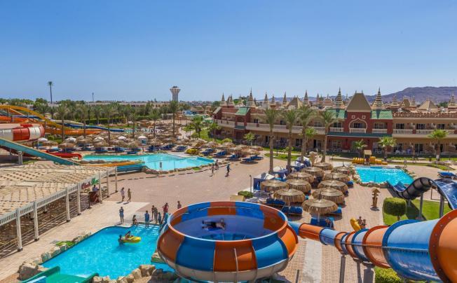 Aqua Blu Resort (ex. Albatros Aqua Blu Resort Sharm; Bora Bora Aqua Park)
