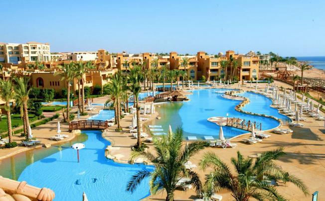 Rehana Royal Beach Resort, Aqua Park & Spa