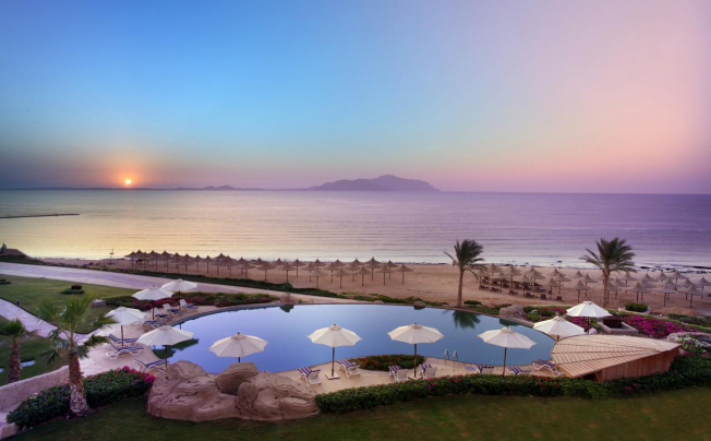 Cyrene Grand Hotel & Spa (ex. Melia Sharm Resort)