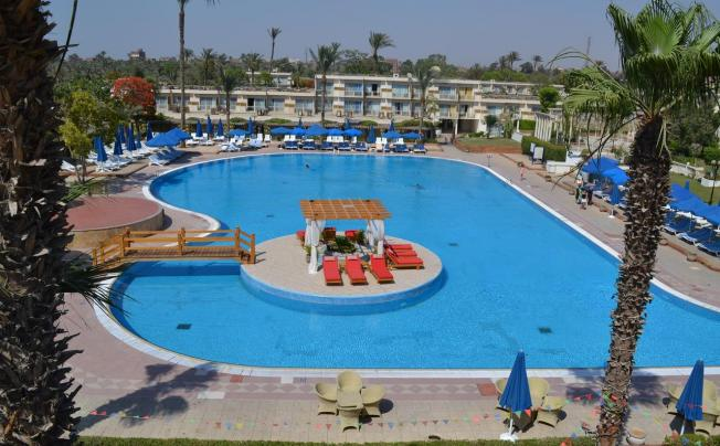 Pyramids Park Resort Cairo (eх. Intercontinental Pyramids)