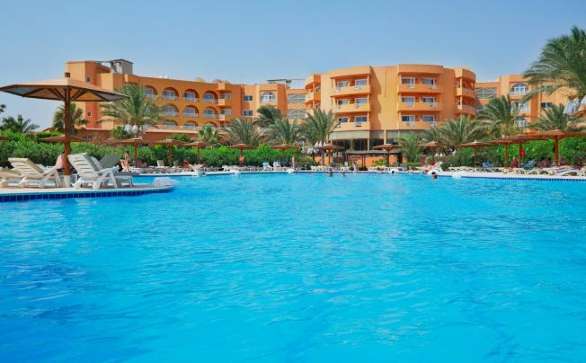 Movie Gate Golden Beach Hurghada (ex. Club Calimera Hurghada; Calimera Active)