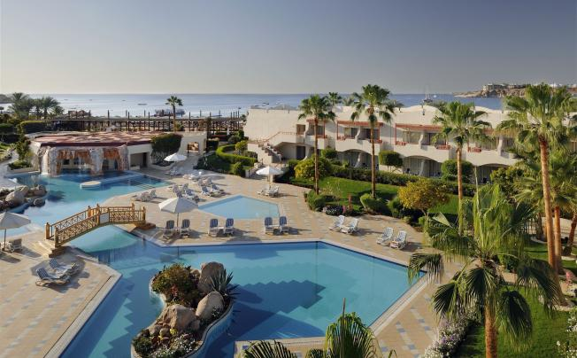 Sharm El Sheikh Marriott Resort Front